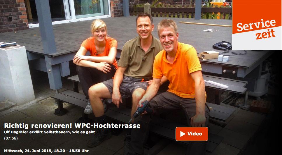 WDR-Servicezeit