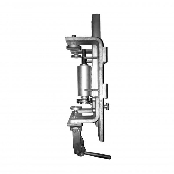 NHT Fräswerkzeug für Brettstapeldecke mit Schnellspanner
