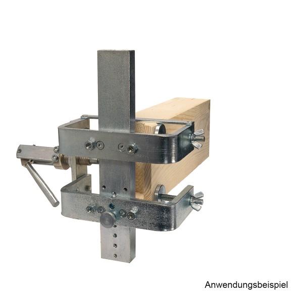 NHT Fräswerkzeug für Balken mit Schnellspanner