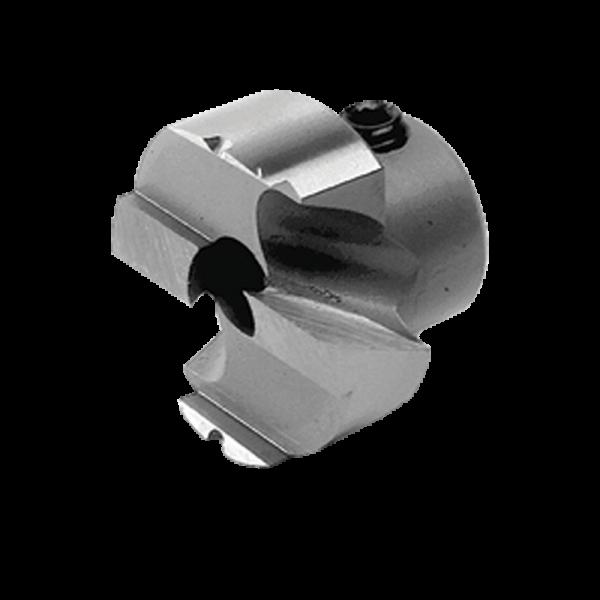 XyloCon Bohrer d40 mm Aufnahme für Spiralbohrer d16 mm